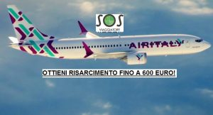 risarcimento air italy